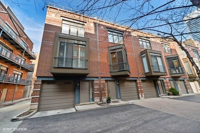 310 N Clinton Street A, Chicago, IL 60661 (MLS #10643494) :: Helen Oliveri Real Estate