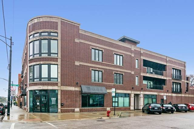 3952 W Eddy Street 2SW, Chicago, IL 60618 (MLS #10643496) :: Century 21 Affiliated