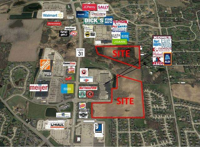 0 State Route 31 Richmond Road, Mchenry, IL 60050 (MLS #10643630) :: Lewke Partners