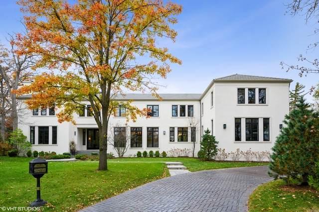320 Keystone Court, Glencoe, IL 60022 (MLS #10643654) :: John Lyons Real Estate