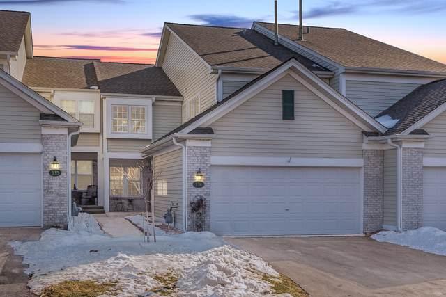 336 Normandie Drive #336, Sugar Grove, IL 60554 (MLS #10643665) :: John Lyons Real Estate