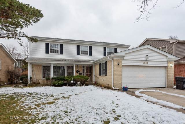 4633 Elm Terrace, Skokie, IL 60076 (MLS #10643673) :: BN Homes Group