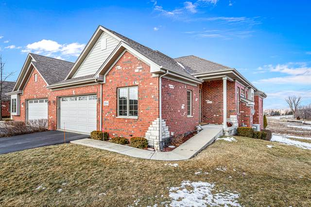 20514 Oak Court, Frankfort, IL 60423 (MLS #10643705) :: The Wexler Group at Keller Williams Preferred Realty