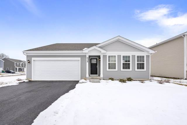 435 Stonebrook Drive, Romeoville, IL 60446 (MLS #10643712) :: Angela Walker Homes Real Estate Group