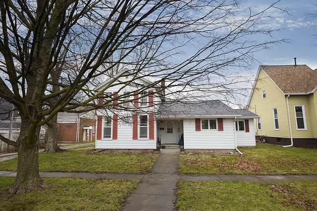 105 Parkway Street, Lexington, IL 61753 (MLS #10643719) :: Janet Jurich