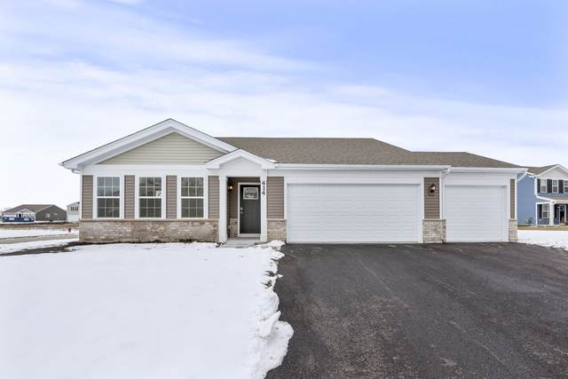 414 Stonebrook Drive, Romeoville, IL 60446 (MLS #10643727) :: Angela Walker Homes Real Estate Group