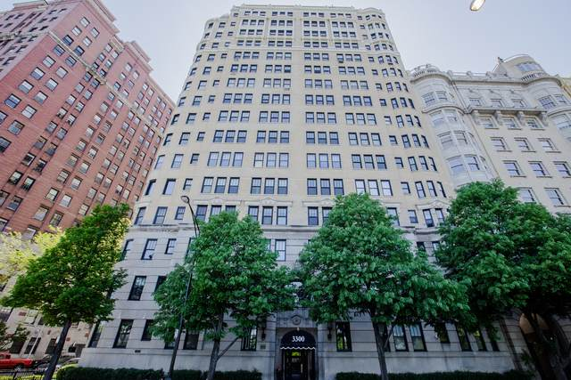 3300 N Lake Shore Drive 12D, Chicago, IL 60657 (MLS #10643735) :: Helen Oliveri Real Estate