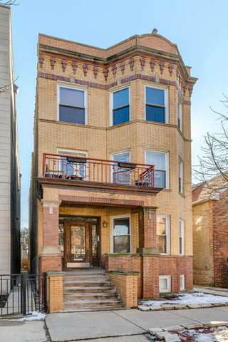 2023 W Iowa Street 1F, Chicago, IL 60622 (MLS #10643741) :: Janet Jurich