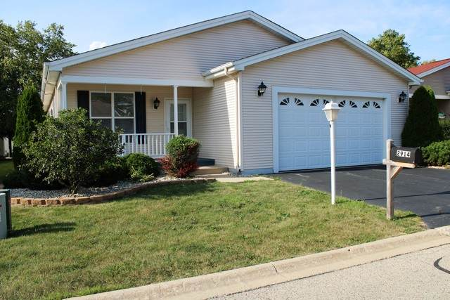 2914 Buckskin Lane, Grayslake, IL 60030 (MLS #10643753) :: Berkshire Hathaway HomeServices Snyder Real Estate