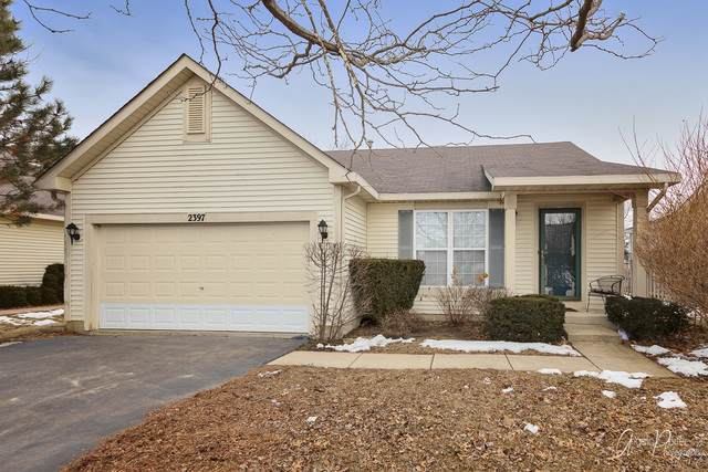2397 N Greystone Drive, Round Lake Beach, IL 60073 (MLS #10643786) :: Ryan Dallas Real Estate
