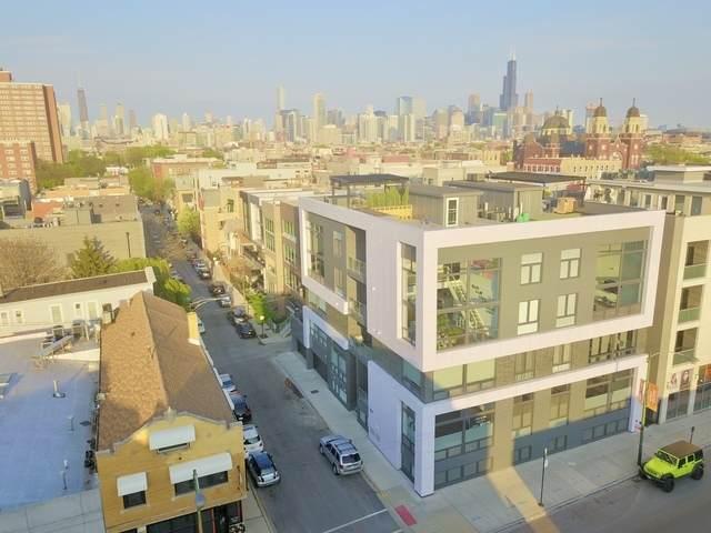 1555 W Fry Street Ph1, Chicago, IL 60642 (MLS #10643795) :: Janet Jurich