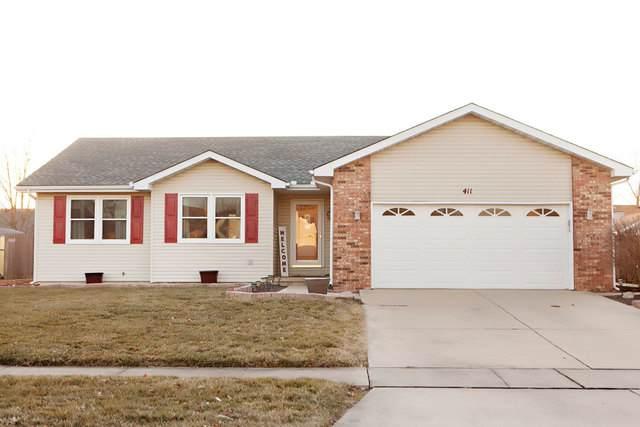 411 Sherwood Drive, ST. JOSEPH, IL 61873 (MLS #10643800) :: Littlefield Group
