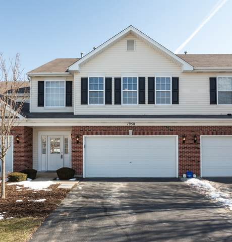 1958 W Cobblestone Road #0, Romeoville, IL 60446 (MLS #10643815) :: Angela Walker Homes Real Estate Group