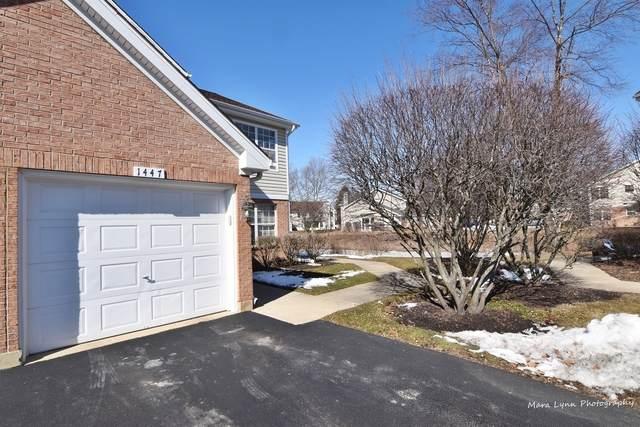 1447 Georgetown Drive #0, Batavia, IL 60510 (MLS #10643851) :: The Dena Furlow Team - Keller Williams Realty