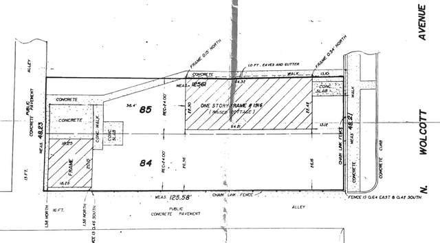 1916 N Wolcott Avenue, Chicago, IL 60622 (MLS #10643858) :: John Lyons Real Estate