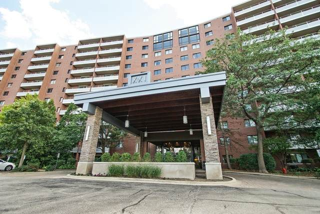 21 Kristin Drive #408, Schaumburg, IL 60195 (MLS #10643925) :: John Lyons Real Estate