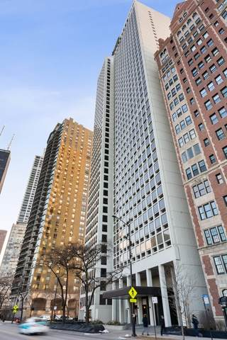 1110 N Lake Shore Drive 32S, Chicago, IL 60611 (MLS #10643974) :: Ryan Dallas Real Estate