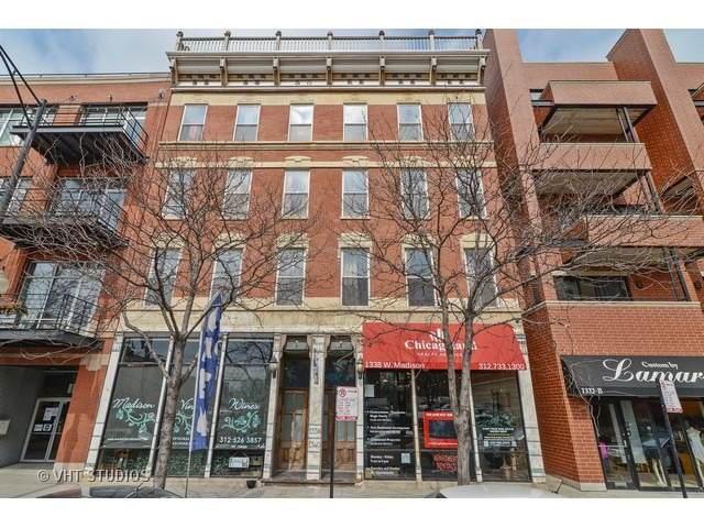 1340 W Madison Street 3W, Chicago, IL 60607 (MLS #10643976) :: Touchstone Group