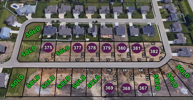 Lot 375 Bobwhite Way, Normal, IL 61761 (MLS #10643997) :: Ryan Dallas Real Estate