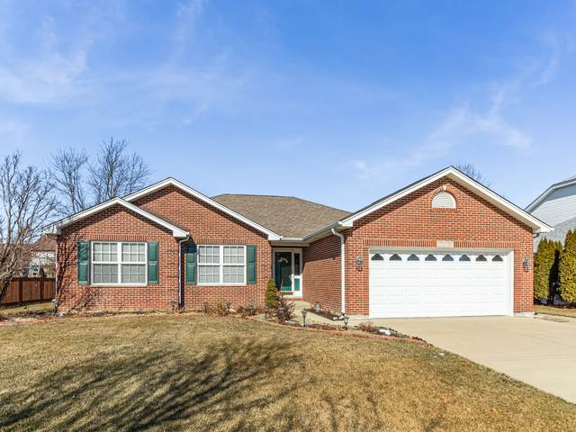 25250 Jacob Fry Drive, Plainfield, IL 60585 (MLS #10644006) :: The Dena Furlow Team - Keller Williams Realty
