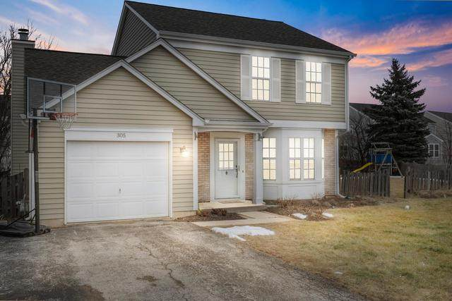 305 Wilton Lane, Mundelein, IL 60060 (MLS #10644010) :: Berkshire Hathaway HomeServices Snyder Real Estate