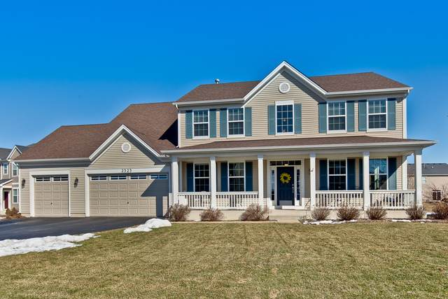2525 Coneflower Court, Wauconda, IL 60084 (MLS #10644049) :: Berkshire Hathaway HomeServices Snyder Real Estate