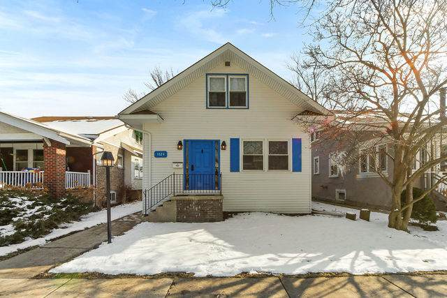 1024 Mapleton Avenue, Oak Park, IL 60302 (MLS #10644066) :: Angela Walker Homes Real Estate Group