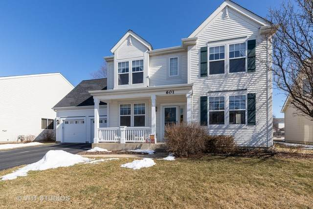601 S Beacon Lane, Round Lake, IL 60073 (MLS #10644073) :: Ryan Dallas Real Estate