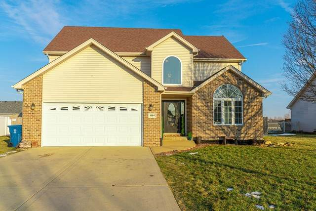 1684 Derby Drive, Bourbonnais, IL 60914 (MLS #10644078) :: John Lyons Real Estate