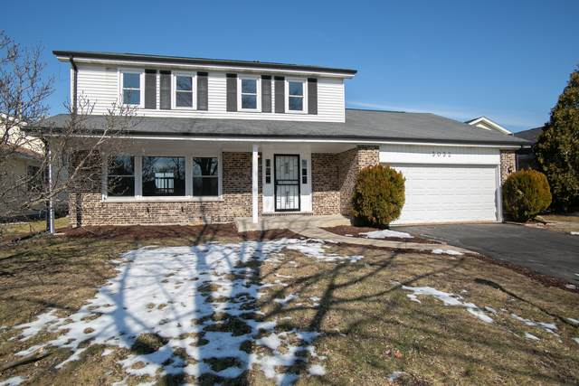 5052 Thomas Drive, Richton Park, IL 60471 (MLS #10644080) :: Property Consultants Realty