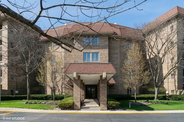 1220 Rudolph Road 4A, Northbrook, IL 60062 (MLS #10644087) :: Lewke Partners