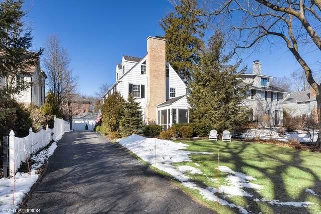 764 Rosewood Avenue, Winnetka, IL 60093 (MLS #10644093) :: John Lyons Real Estate