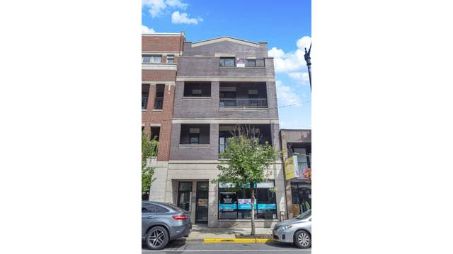 2457 N Lincoln Avenue #4, Chicago, IL 60614 (MLS #10644095) :: Touchstone Group