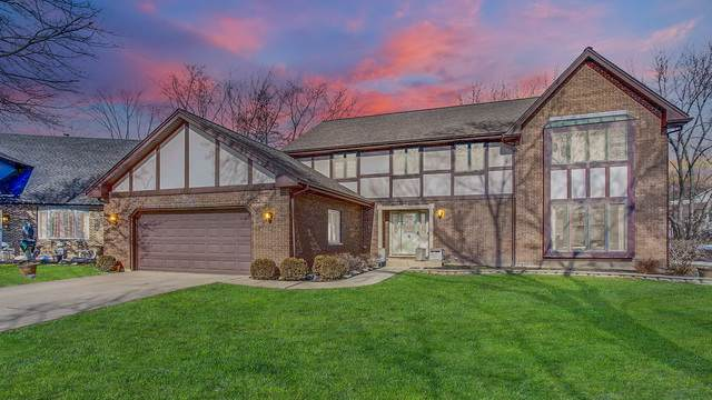 3585 Londonderry Court, Hoffman Estates, IL 60067 (MLS #10644123) :: Berkshire Hathaway HomeServices Snyder Real Estate