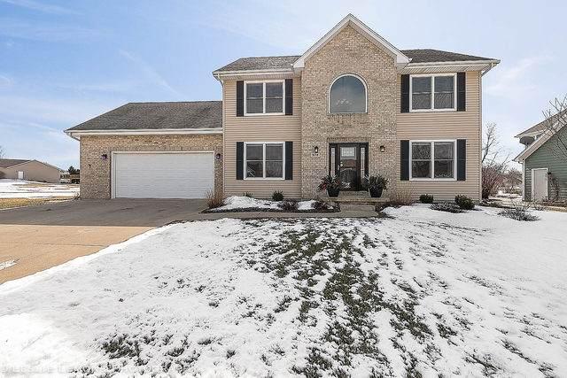 208 St. Andrews Drive, Dekalb, IL 60115 (MLS #10644128) :: Angela Walker Homes Real Estate Group