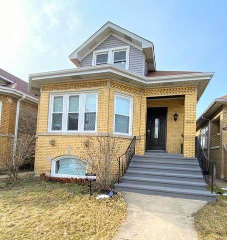 3010 N Nagle Avenue, Chicago, IL 60634 (MLS #10644135) :: Ryan Dallas Real Estate