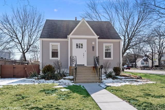 7021 Church Street, Morton Grove, IL 60053 (MLS #10644159) :: Ryan Dallas Real Estate