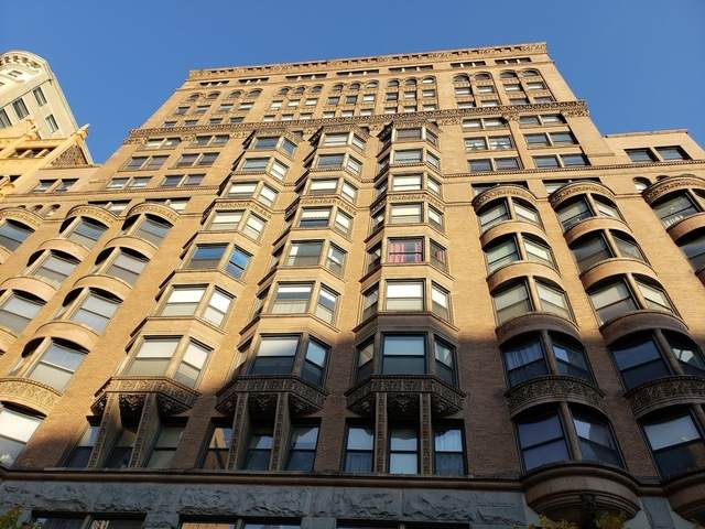 431 S Dearborn Street #601, Chicago, IL 60605 (MLS #10644199) :: Helen Oliveri Real Estate