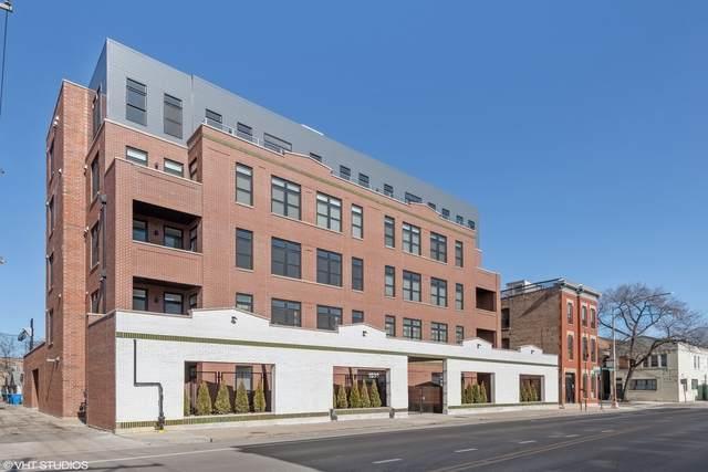 1938 W Augusta Boulevard #404, Chicago, IL 60622 (MLS #10644201) :: Janet Jurich