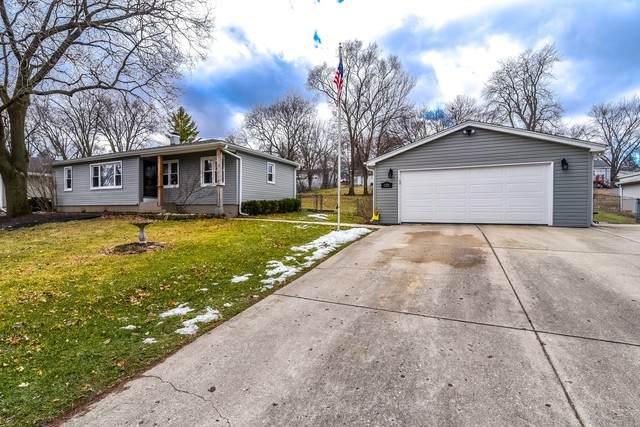 1211 Burr Street, Lake In The Hills, IL 60156 (MLS #10644224) :: Lewke Partners