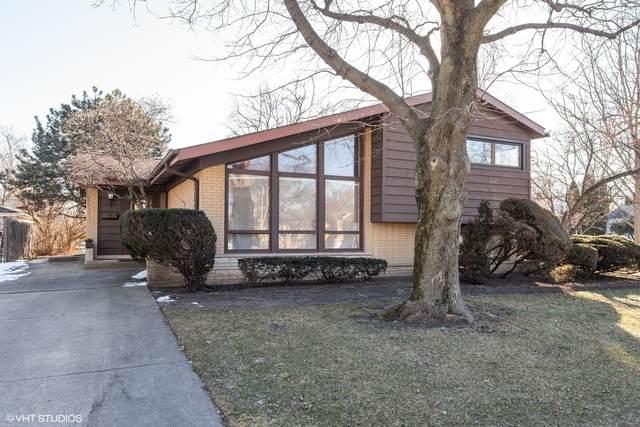 9201 Menard Avenue, Morton Grove, IL 60053 (MLS #10644244) :: Ryan Dallas Real Estate