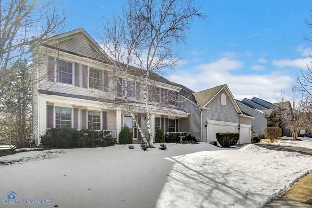 1620 Southridge Trail, Algonquin, IL 60102 (MLS #10644252) :: John Lyons Real Estate