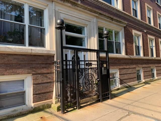 1017 W Winona Street G, Chicago, IL 60640 (MLS #10644274) :: Lewke Partners