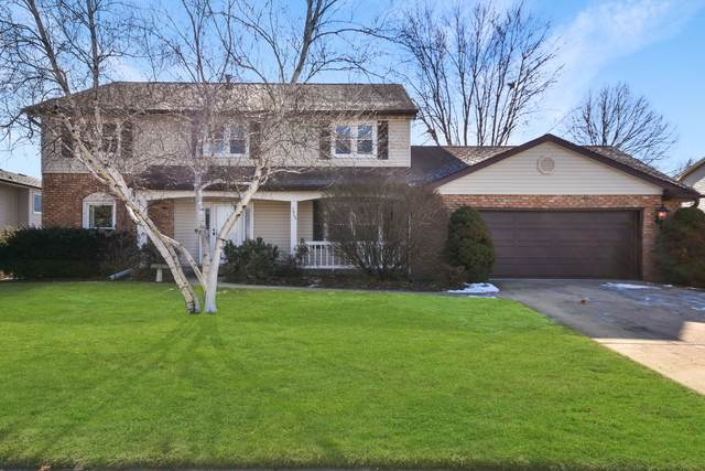 1609 Gregory Street, Normal, IL 61761 (MLS #10644283) :: Jacqui Miller Homes