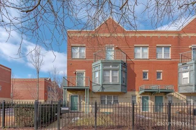 4528 S Woodlawn Avenue, Chicago, IL 60653 (MLS #10644285) :: The Dena Furlow Team - Keller Williams Realty