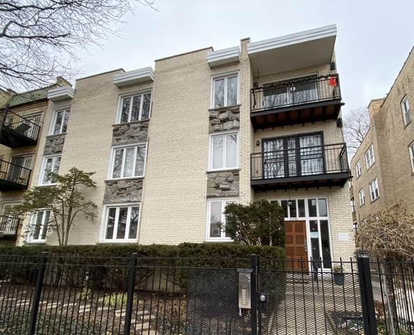 2250 W Arthur Avenue 1A, Chicago, IL 60645 (MLS #10644291) :: Helen Oliveri Real Estate