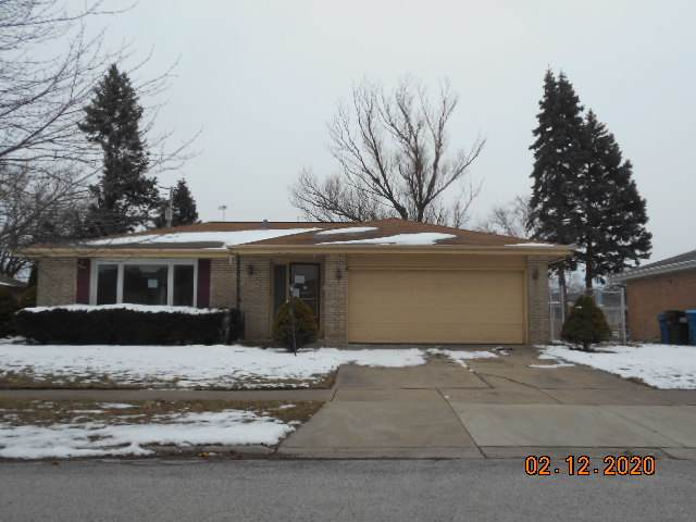1327 E 169th Place, South Holland, IL 60473 (MLS #10644305) :: Suburban Life Realty