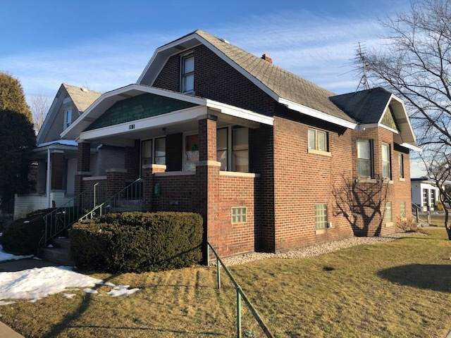 145 155th Place, Calumet City, IL 60409 (MLS #10644309) :: Berkshire Hathaway HomeServices Snyder Real Estate