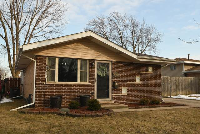 16419 Terry Lane, Oak Forest, IL 60452 (MLS #10644323) :: Century 21 Affiliated