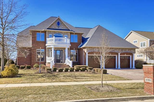 4705 Chestnut Grove Drive, Champaign, IL 61822 (MLS #10644352) :: Suburban Life Realty